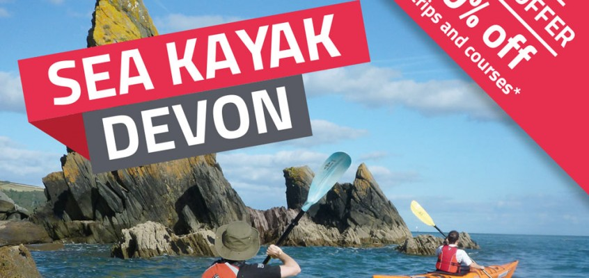 Sea Kayak Devon – Special Show Offer